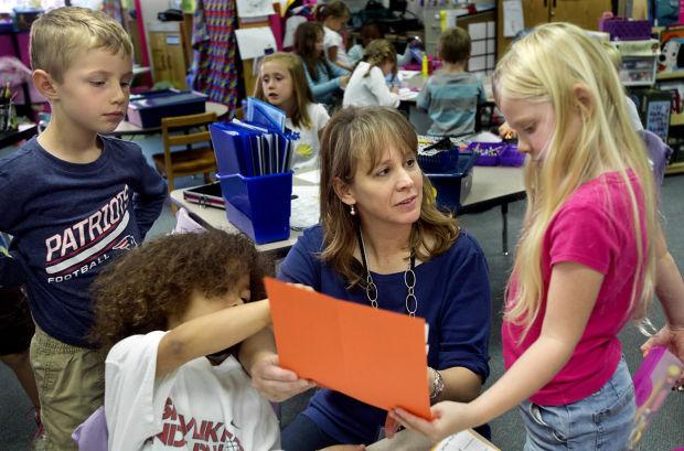 Teachers test new way of understanding how kids learn