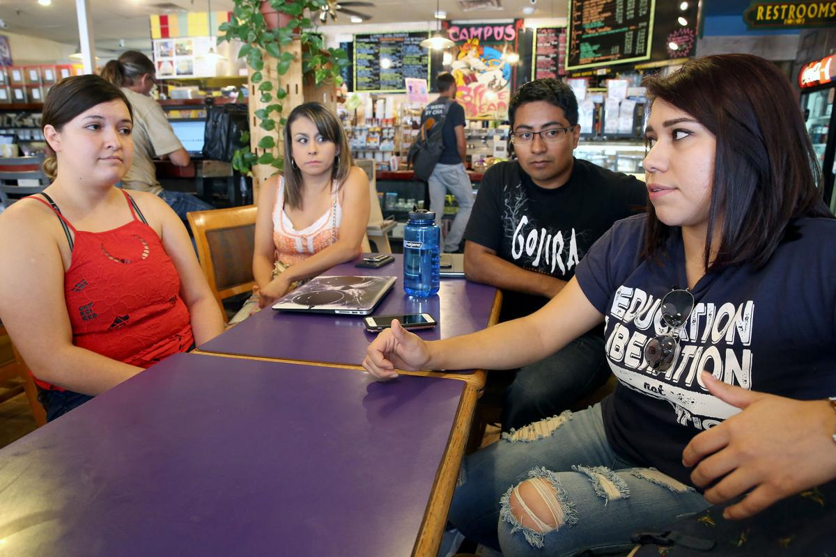 Dreamers Concerned About Future