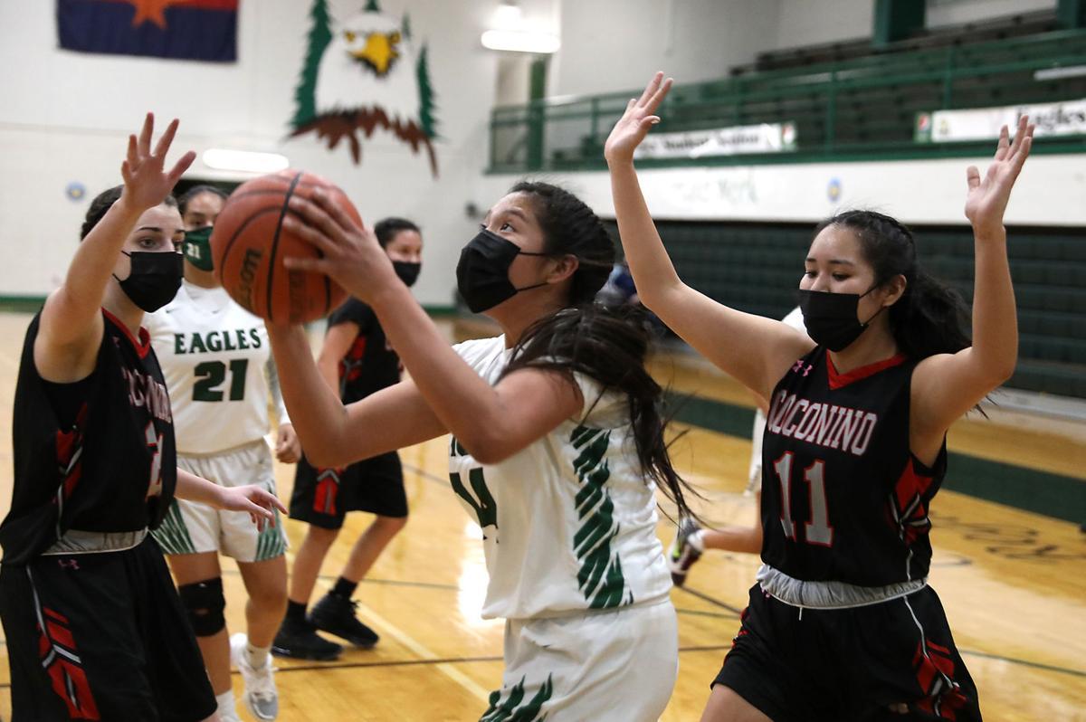 Flagstaff Coconino Girls Basketball