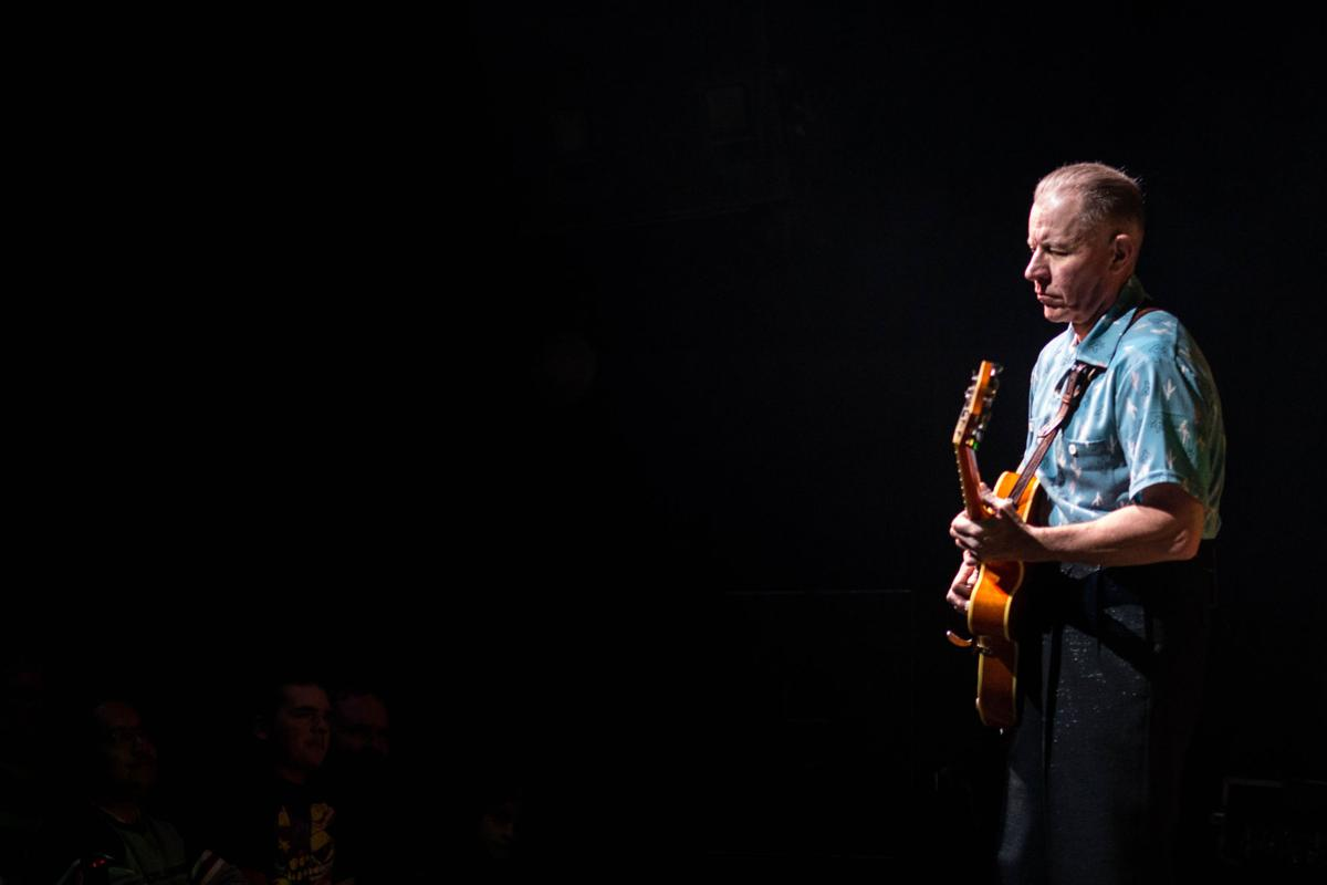 Reverend Horton Heat at the Orpheum