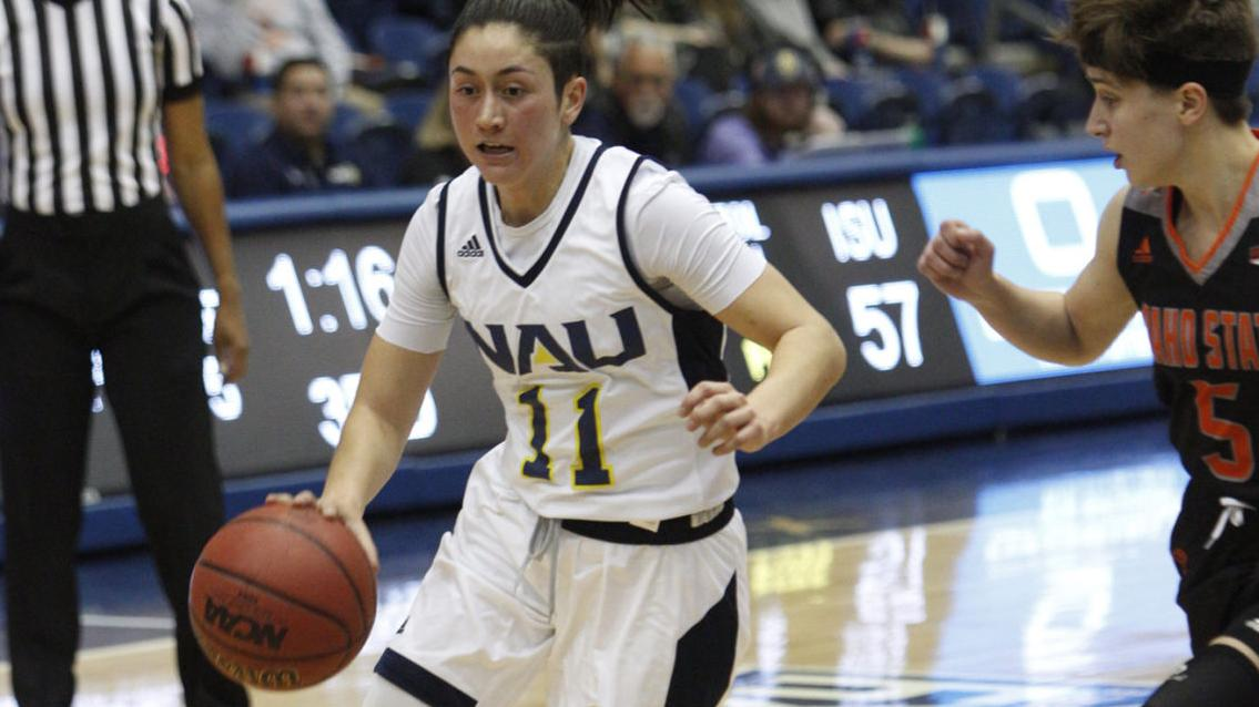 NAU women looking to rise amid Big Sky parity