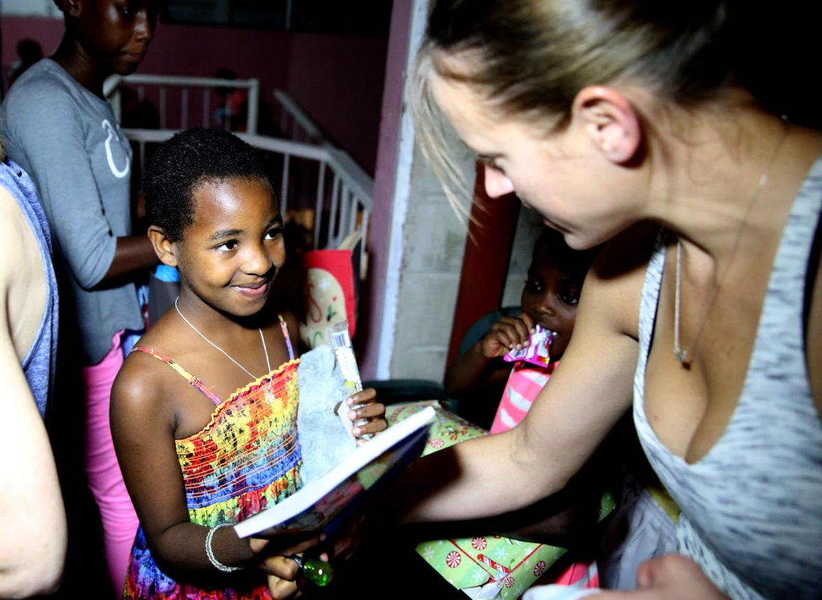 Making A Difference in Haiti