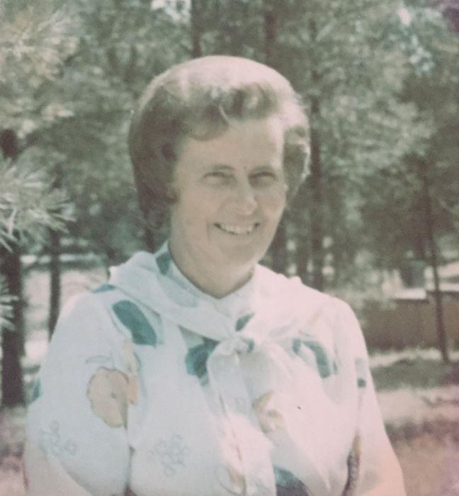 Shirley Ann Wooldridge