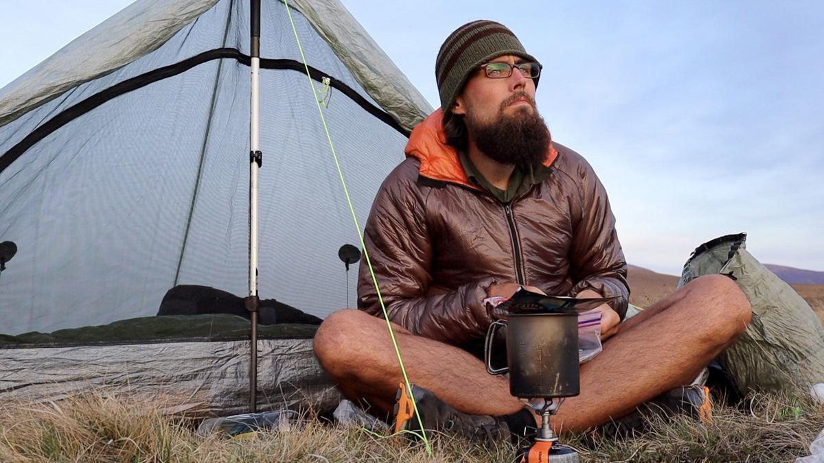 Darwin tent