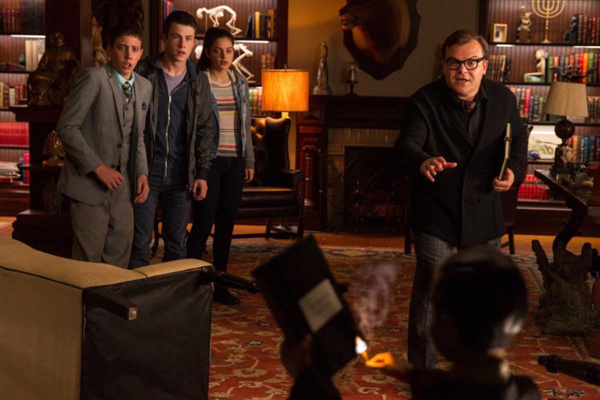 Goosebumps movie 3