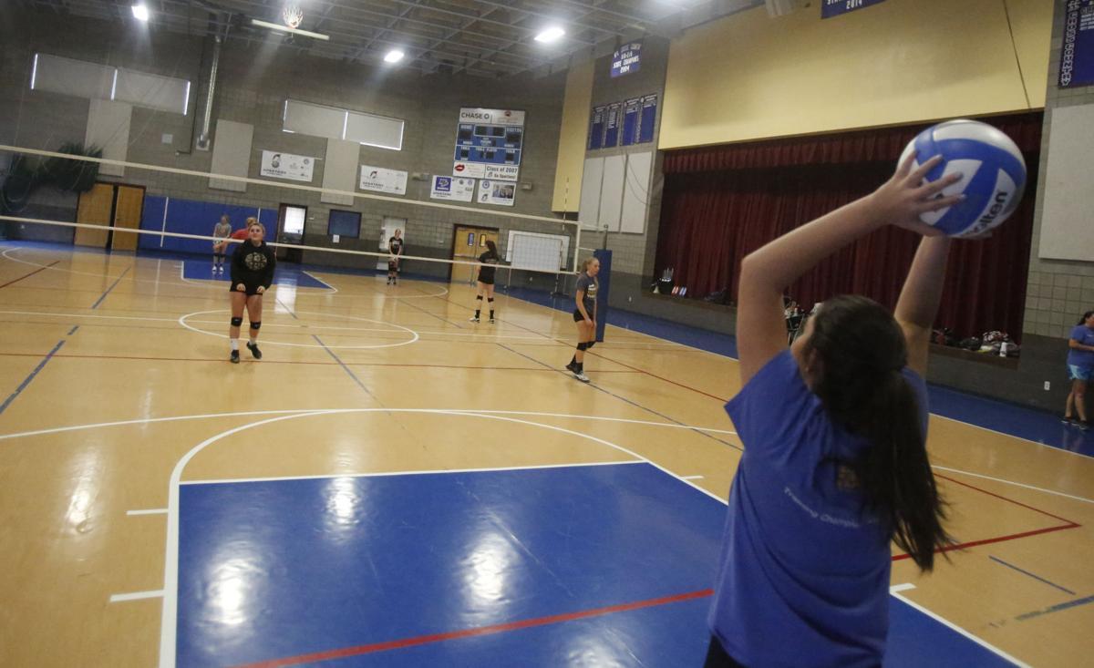 NPA Volleyball