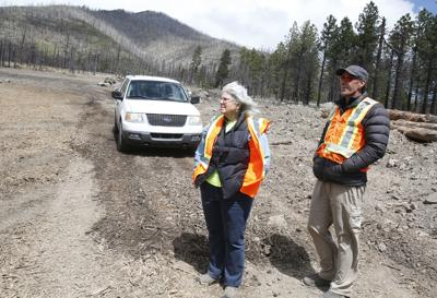Schultz Recovery county officials