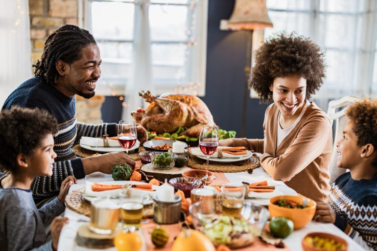 Thanksgiving, like so much else in 2020, won't be quite the same for many American families.