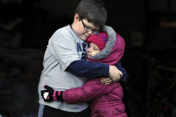 Emma's Journey: Brother's Bone Marrow Helps Girl Battle Leukemia