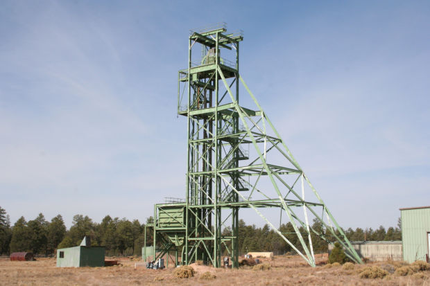Canyon Uranium Mine