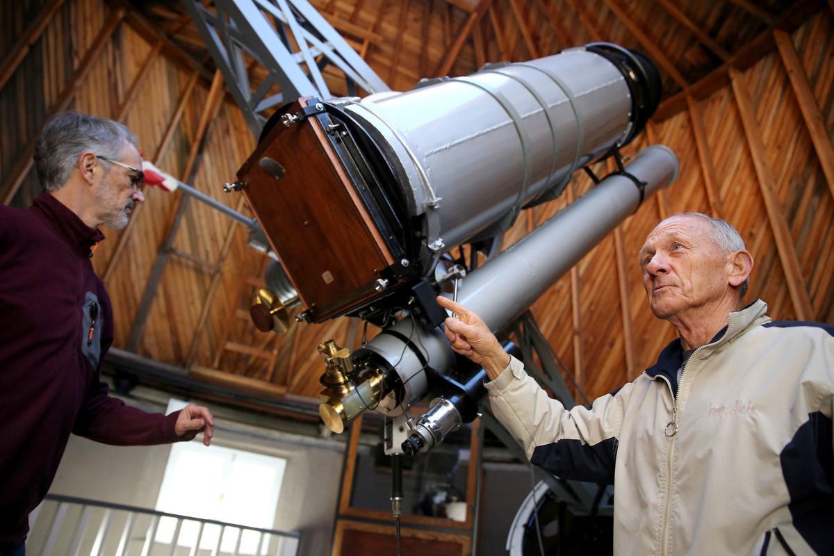 Pluto Telescope Makeover