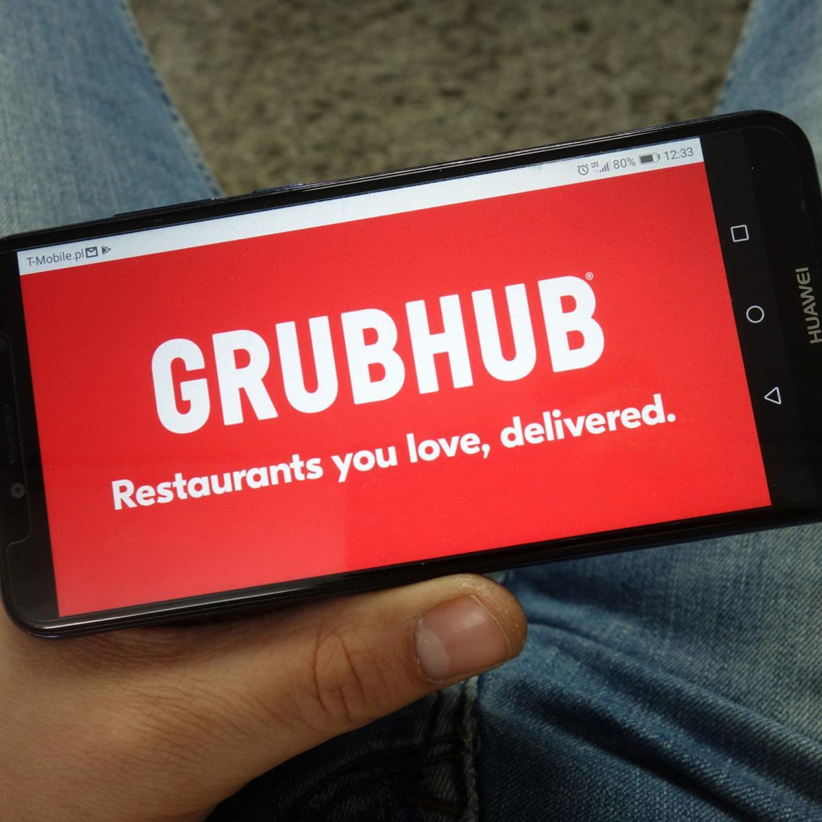 Facing Fury Over Fake Websites Grubhub Says Restaurants