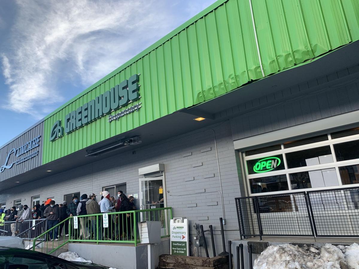 Recreational marijuana arrives in Flagstaff