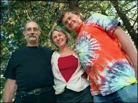 Members of tree planting cooperative reunite