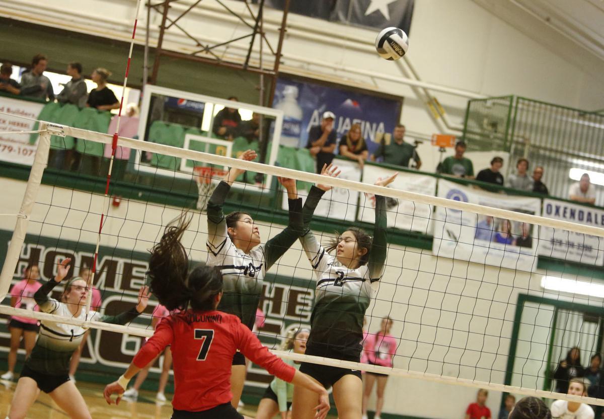 Flagstaff High Coconino High Volleyball