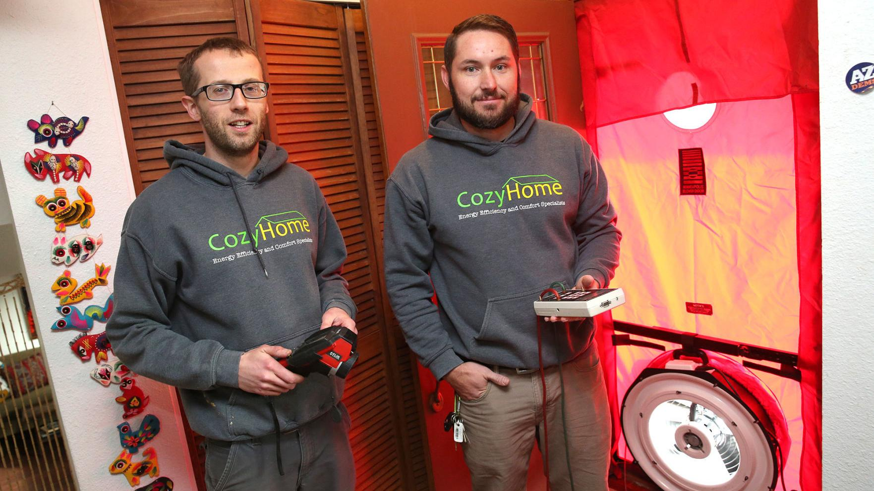 Outfitting Flagstaff homes: Sustainability Program working to cut energy costs, waste within city