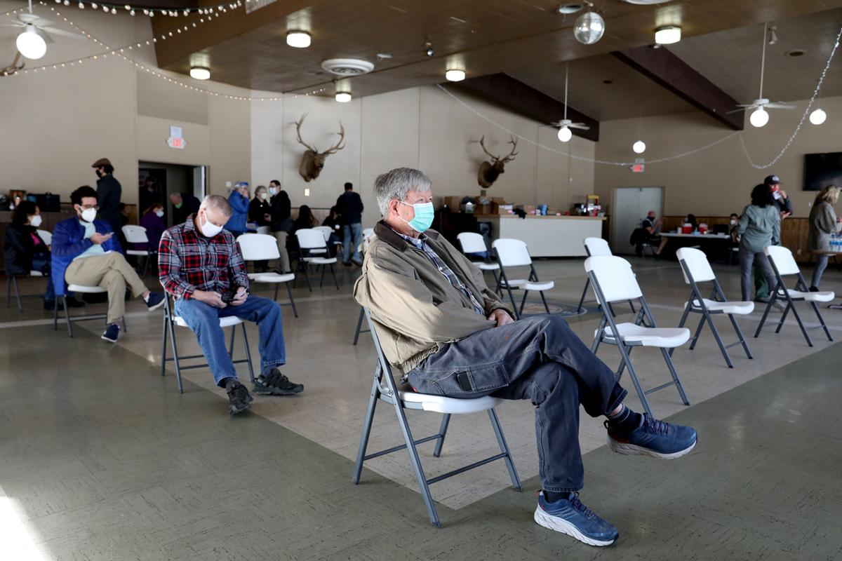 Elks Lodge Vaccinations