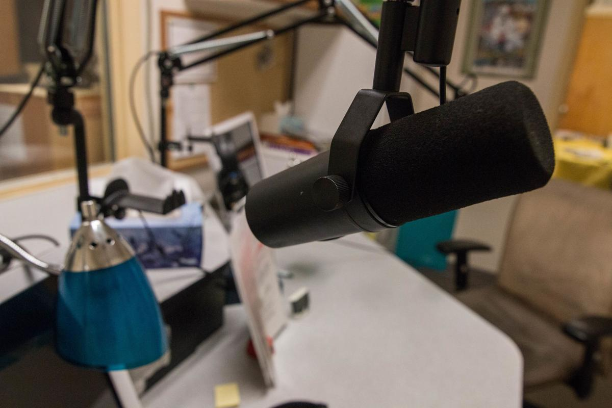 The art of sharing stories: Sun Sounds opens its studio to the community