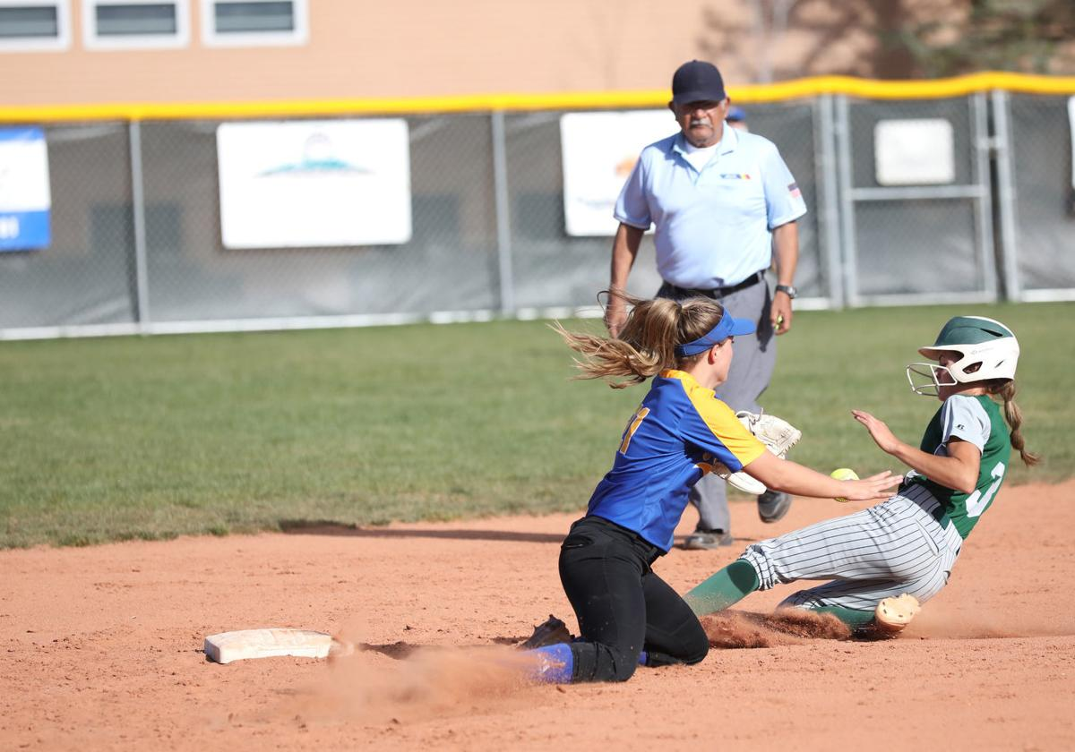 Flagstaff High Prescott High Softball