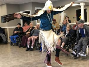 Library brings arts and culture to assisted-living centers in Flagstaff