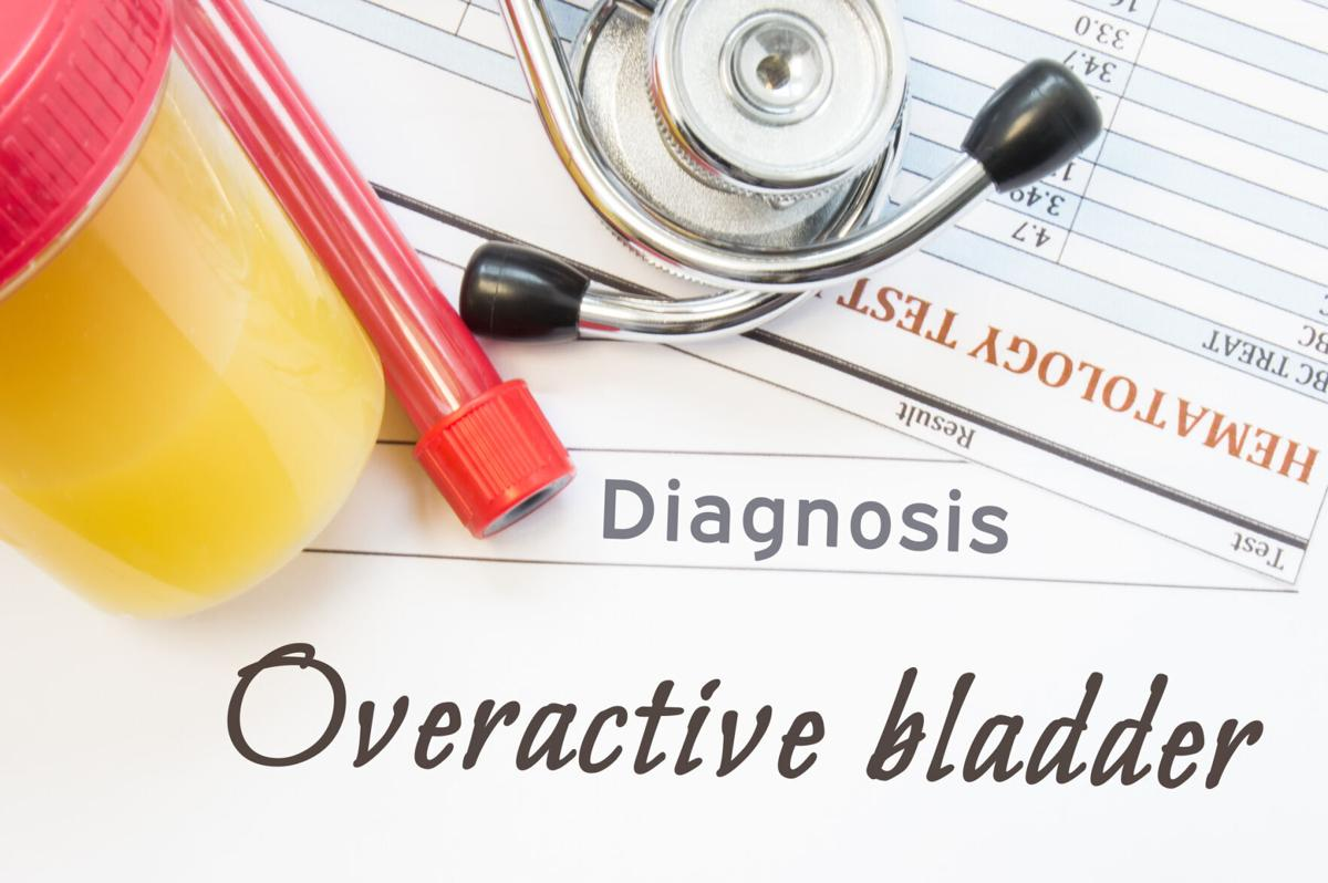Dealing with an overactive bladder