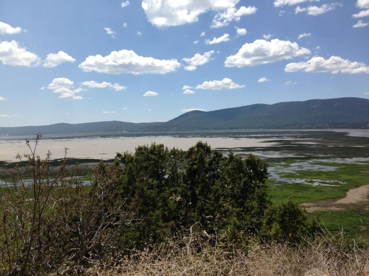 Mormon Lake Az >> Mormon Lake Is On The Rise Local Azdailysun Com