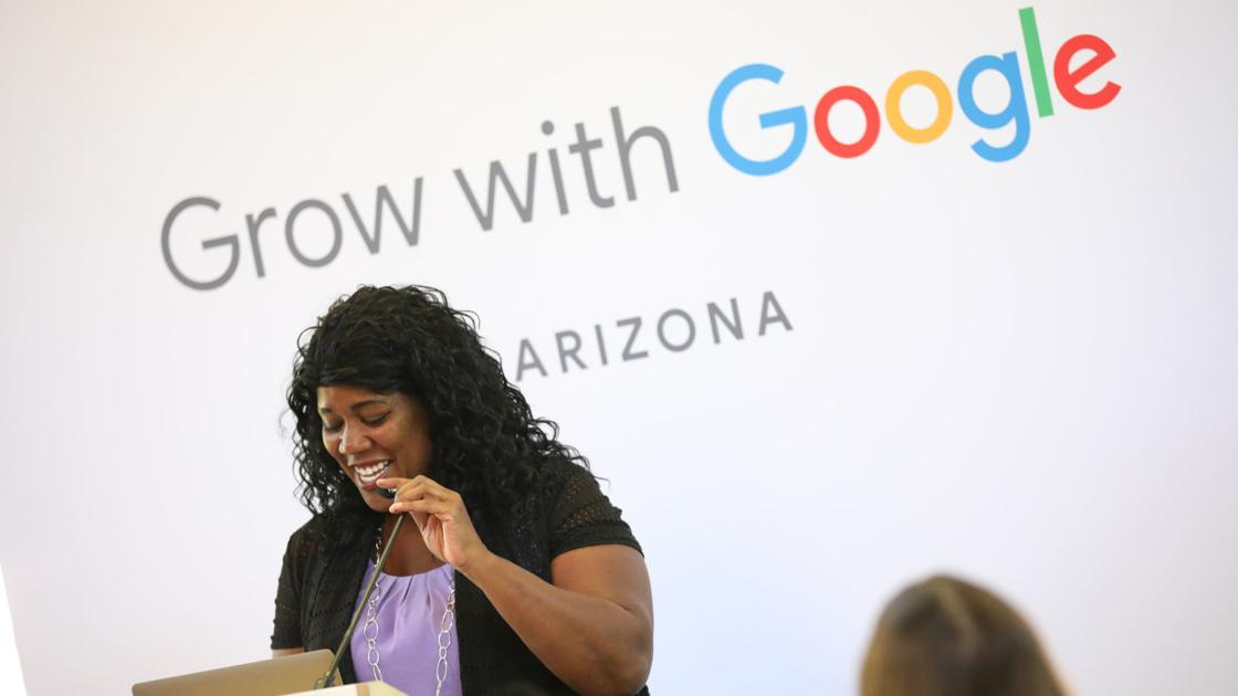 Google hosts small business event in Flagstaff library