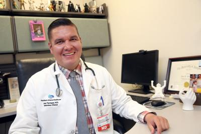 Flagstaff doctor fights infectious disease | Local