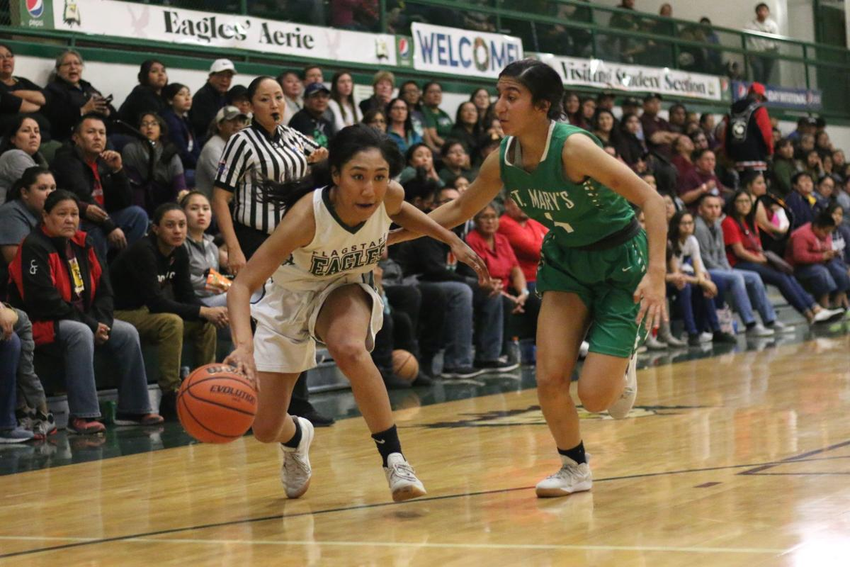 Flagstaff Girls Basketbal