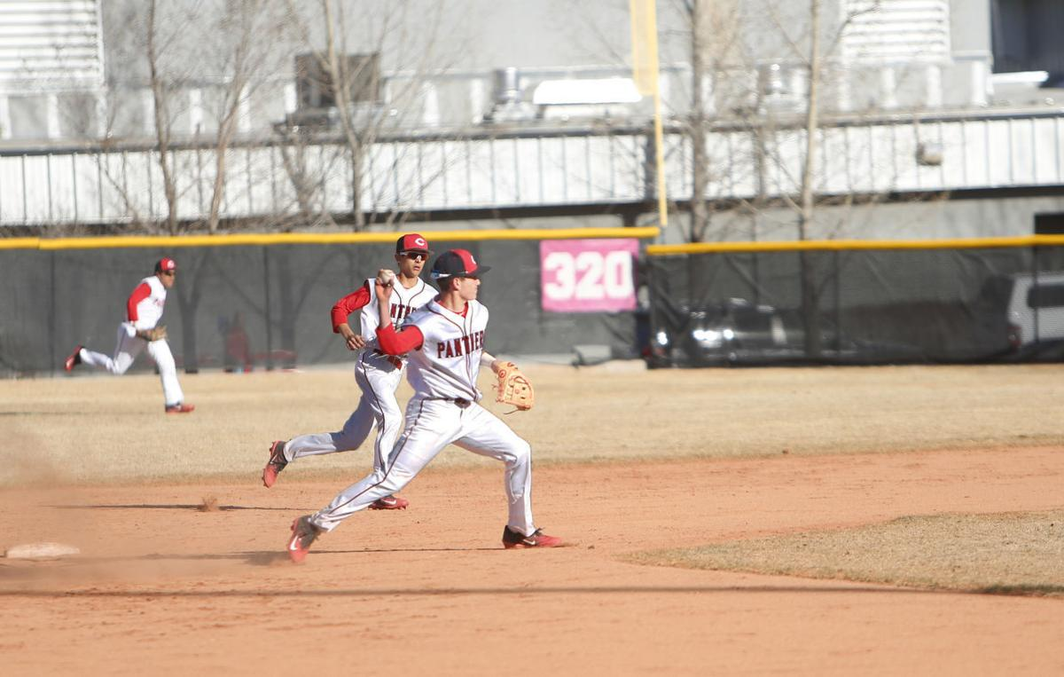 Coconino High Estrella Foothills Baseball