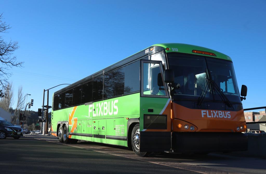 On The Go Flixbus Fairing Well In Flagstaff Local Azdailysun Com