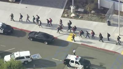 California High School Shooting