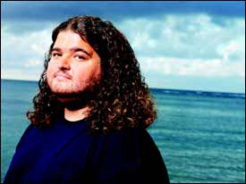 Jorge Garcia bring mellow Hurley to life on hit television series 'Lost'