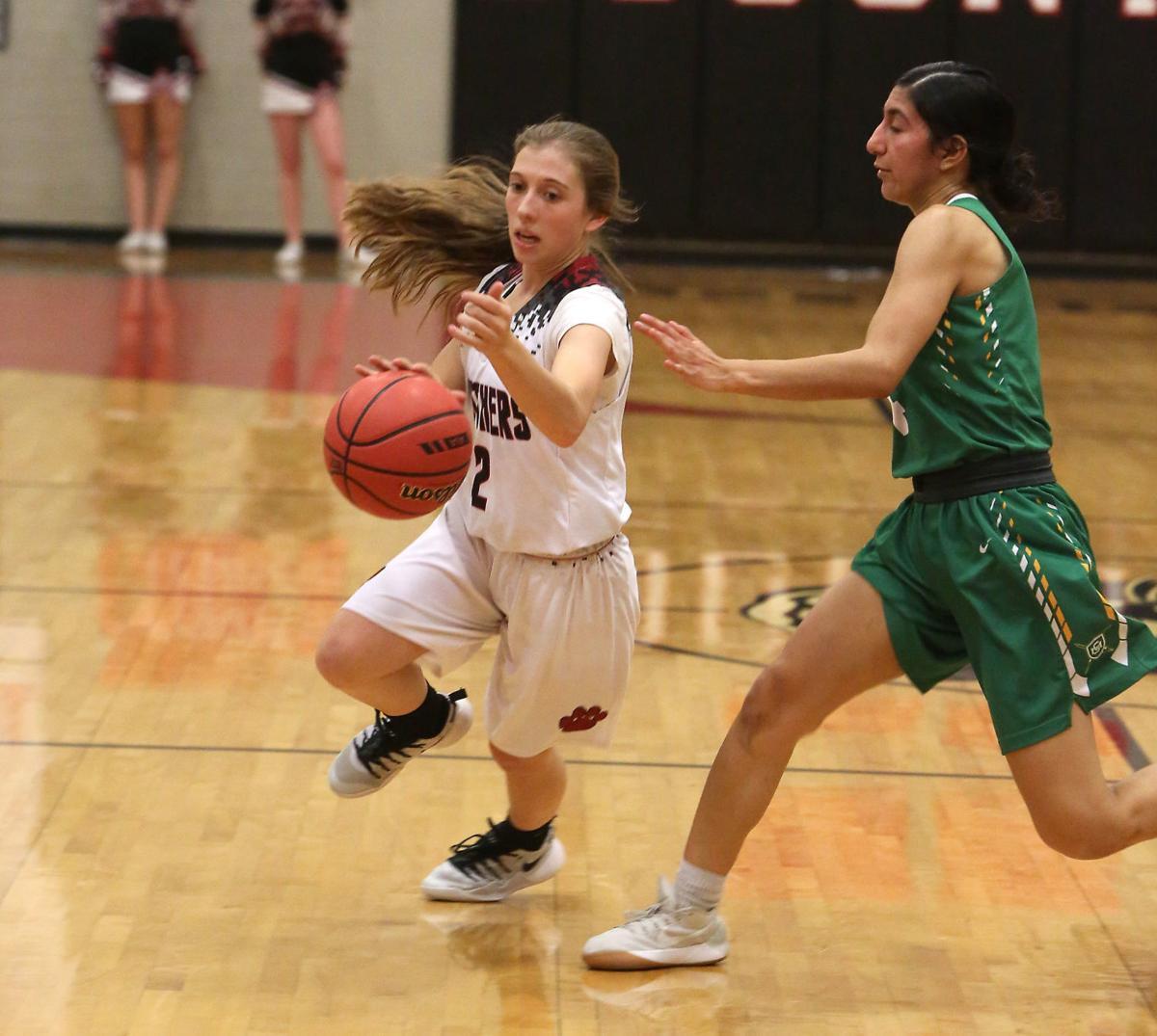 Coconino St. Mary's Basketball