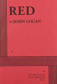 Red script photo