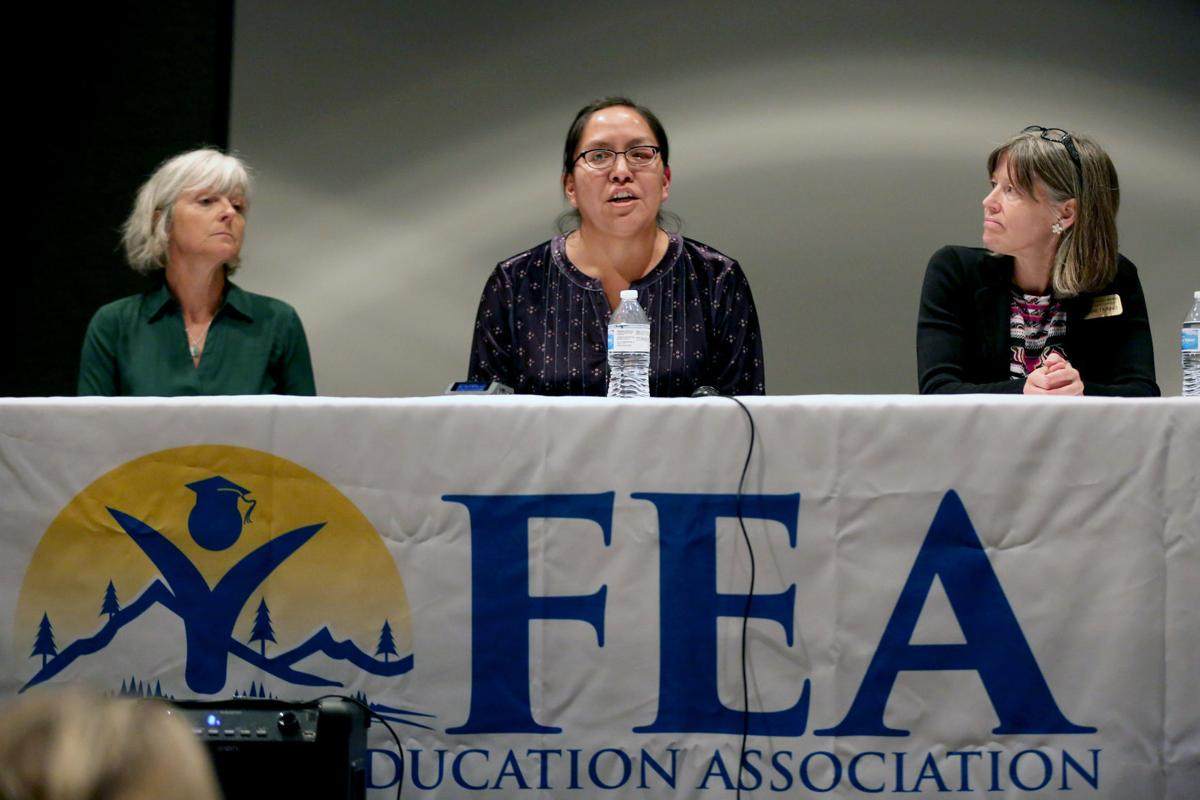 Three Candidates For School Board