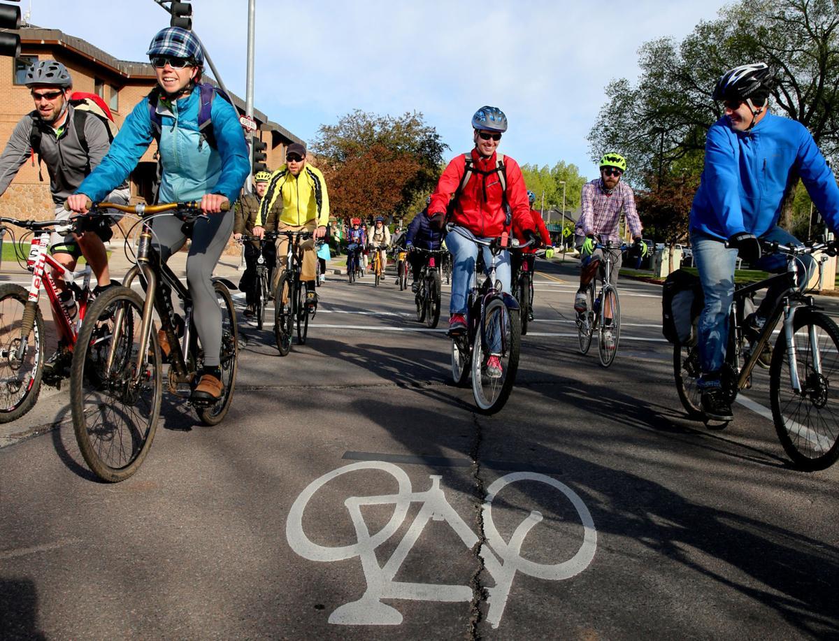 Flagstaff Trailheads Bike To Work Week In Flagstaff Beckons Young