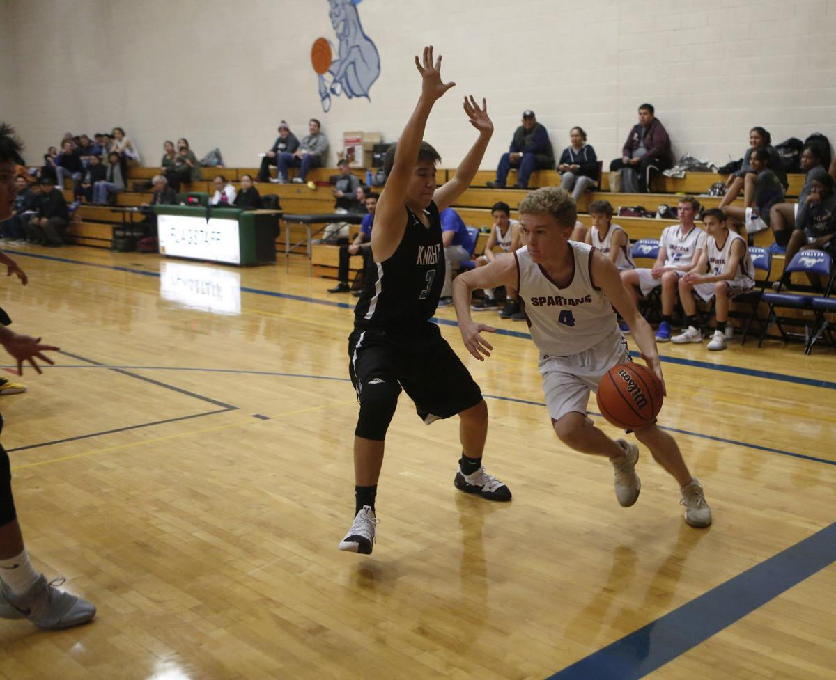 Northland Preparatory Greyhills Academy Basketball