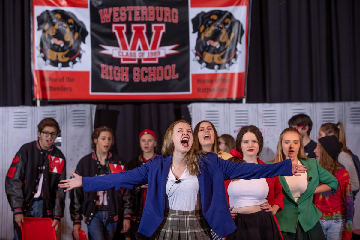 2019 Heathers the Musical - A FAME Production