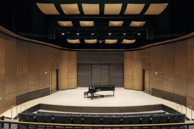 New Kitt Recital Hall