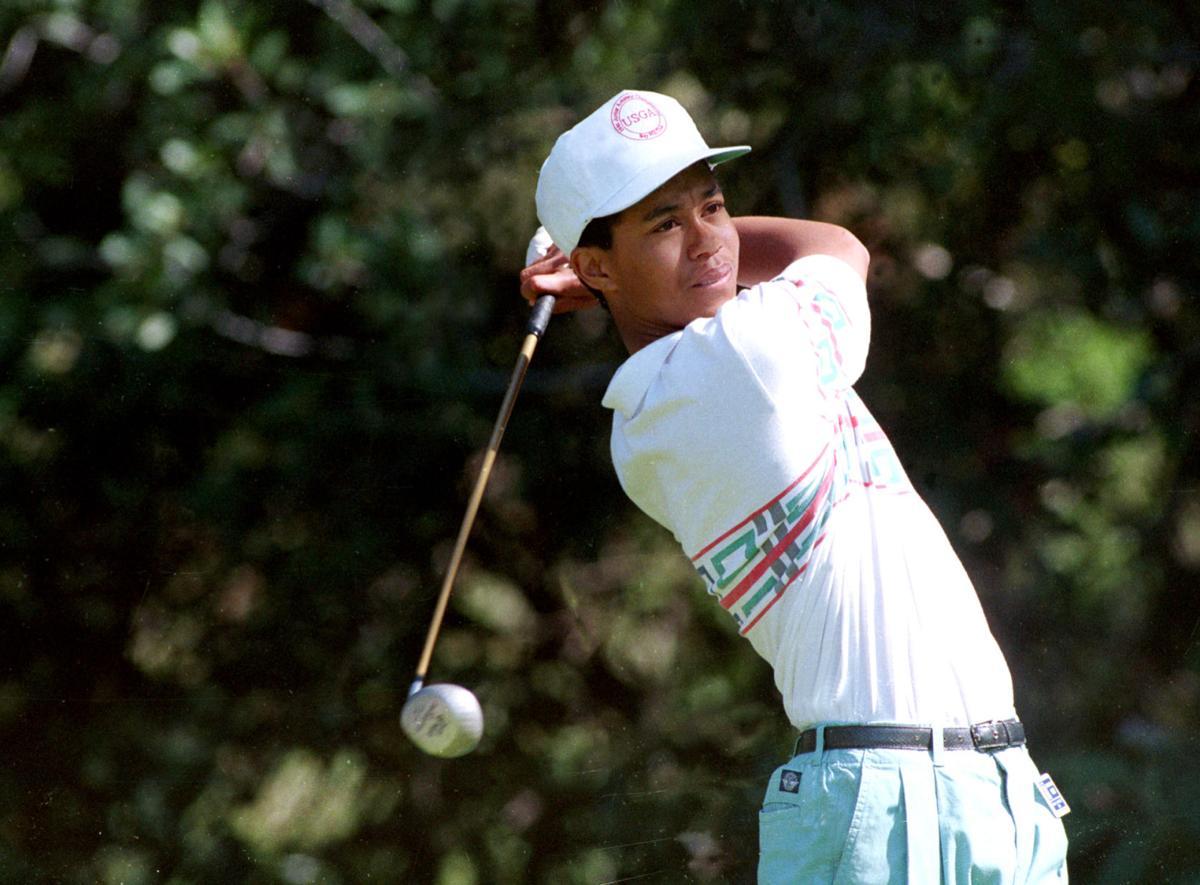 1992: Tiger Woods