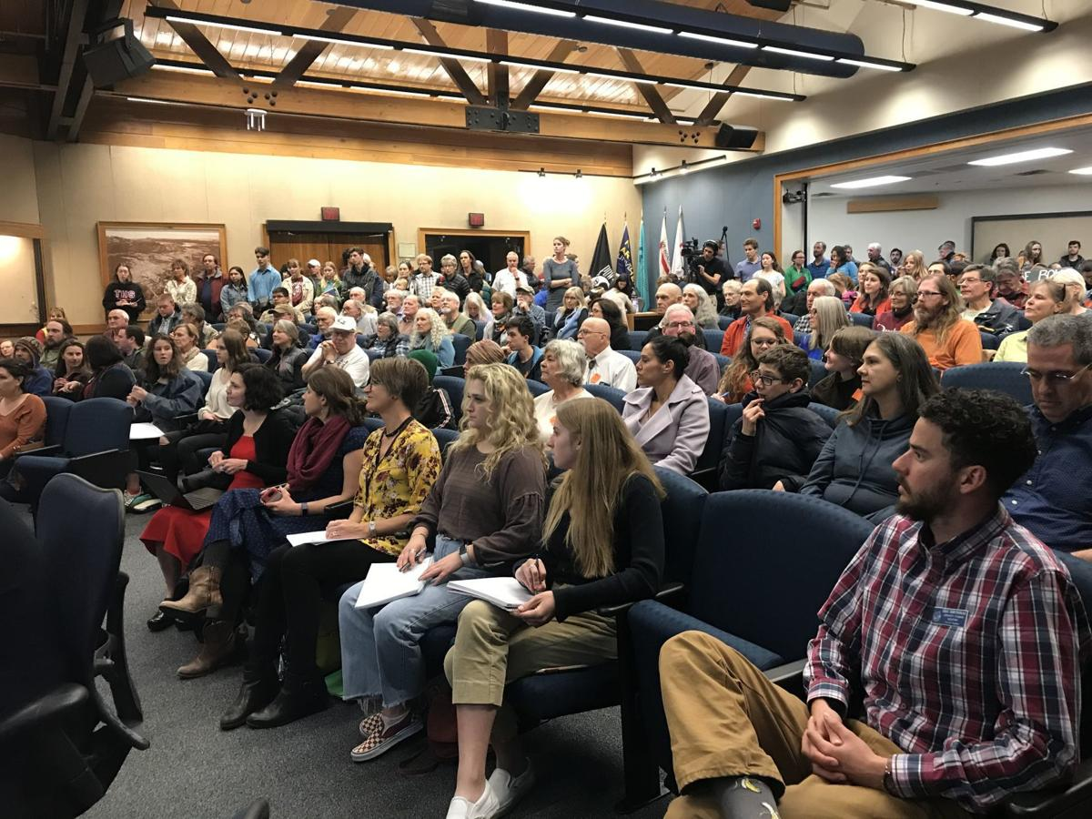 Flagstaff city council talks climate emergency