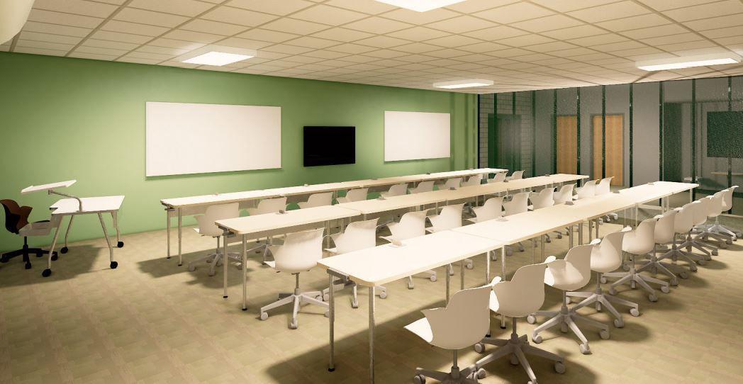 MEMS Science Classroom 102