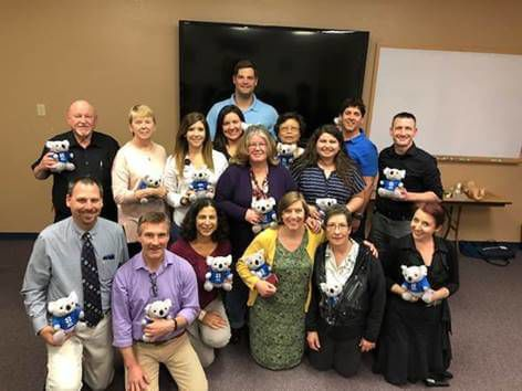 Mental Health First Aid Instructors