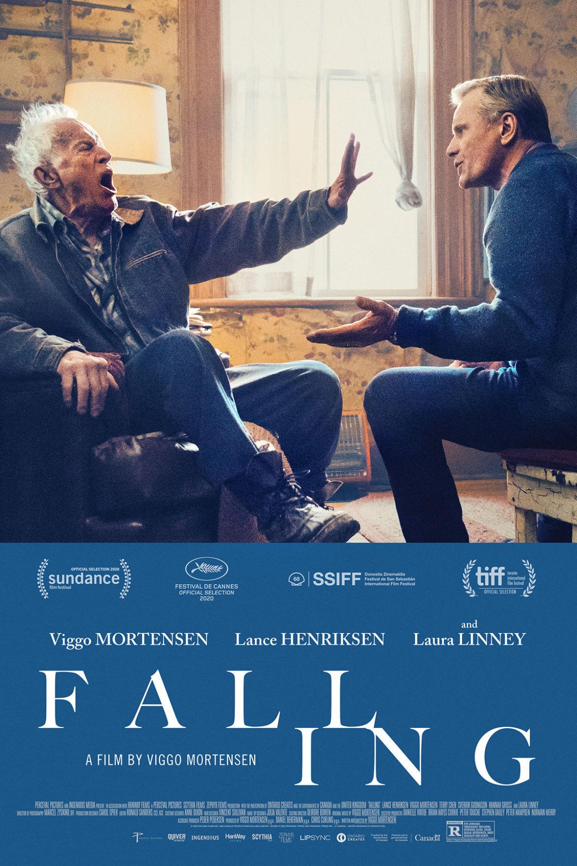 'Falling' Poster