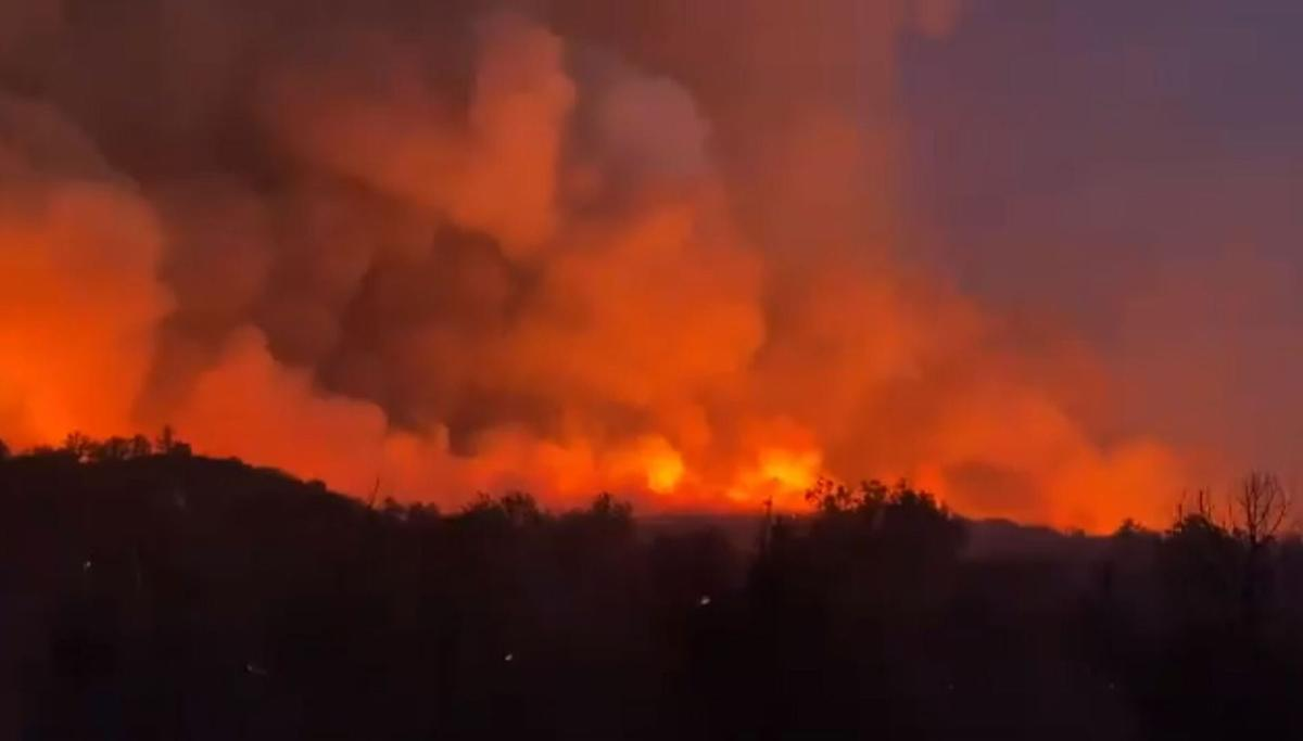 Wildfire Weather