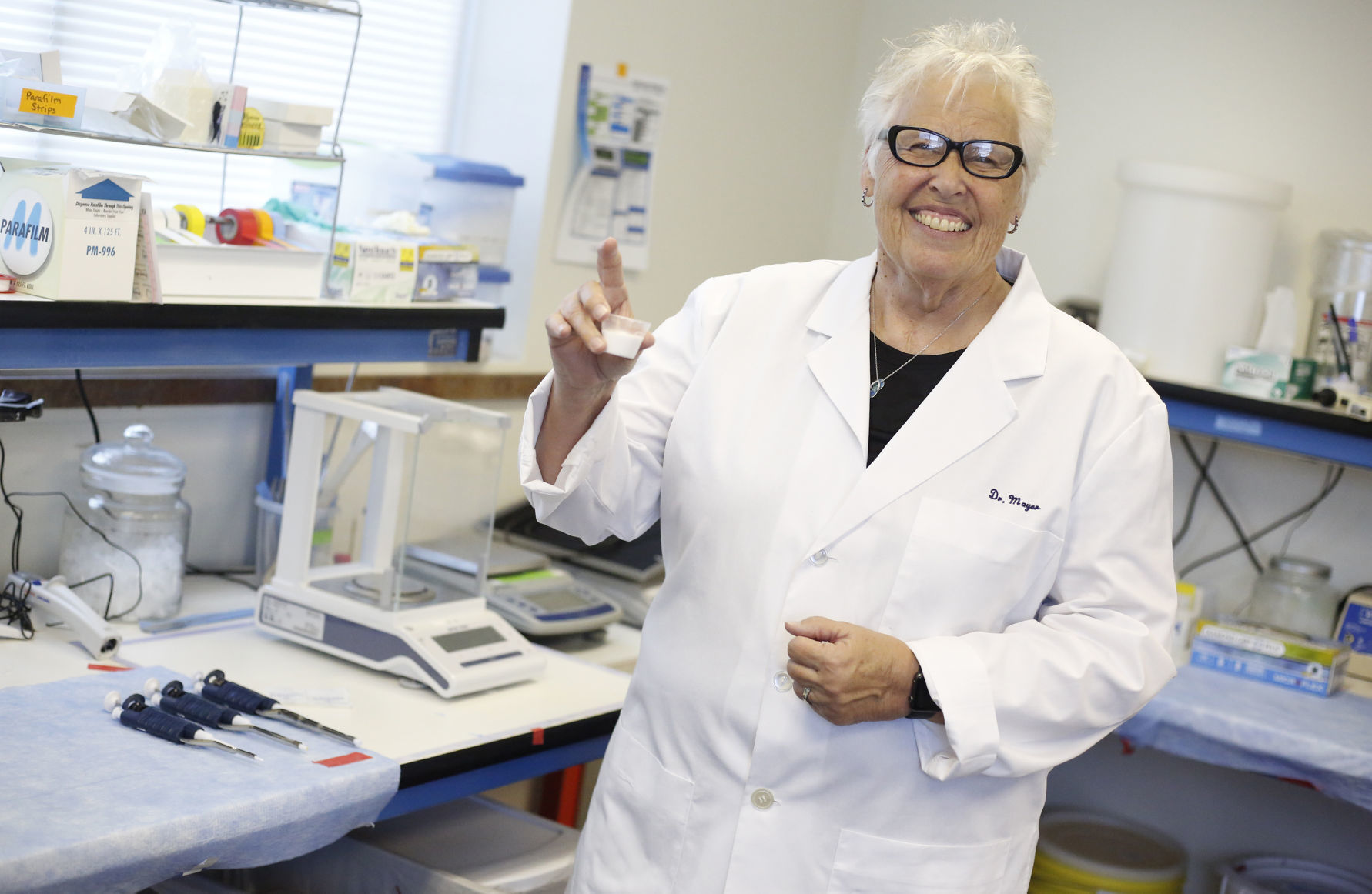 Loretta Mayer and Senestech Senestech sees lawsuits