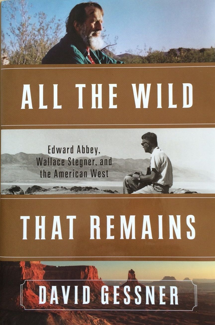 ALL THE WILD THAT REMAINS