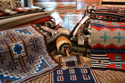 Najavo Rug Auction