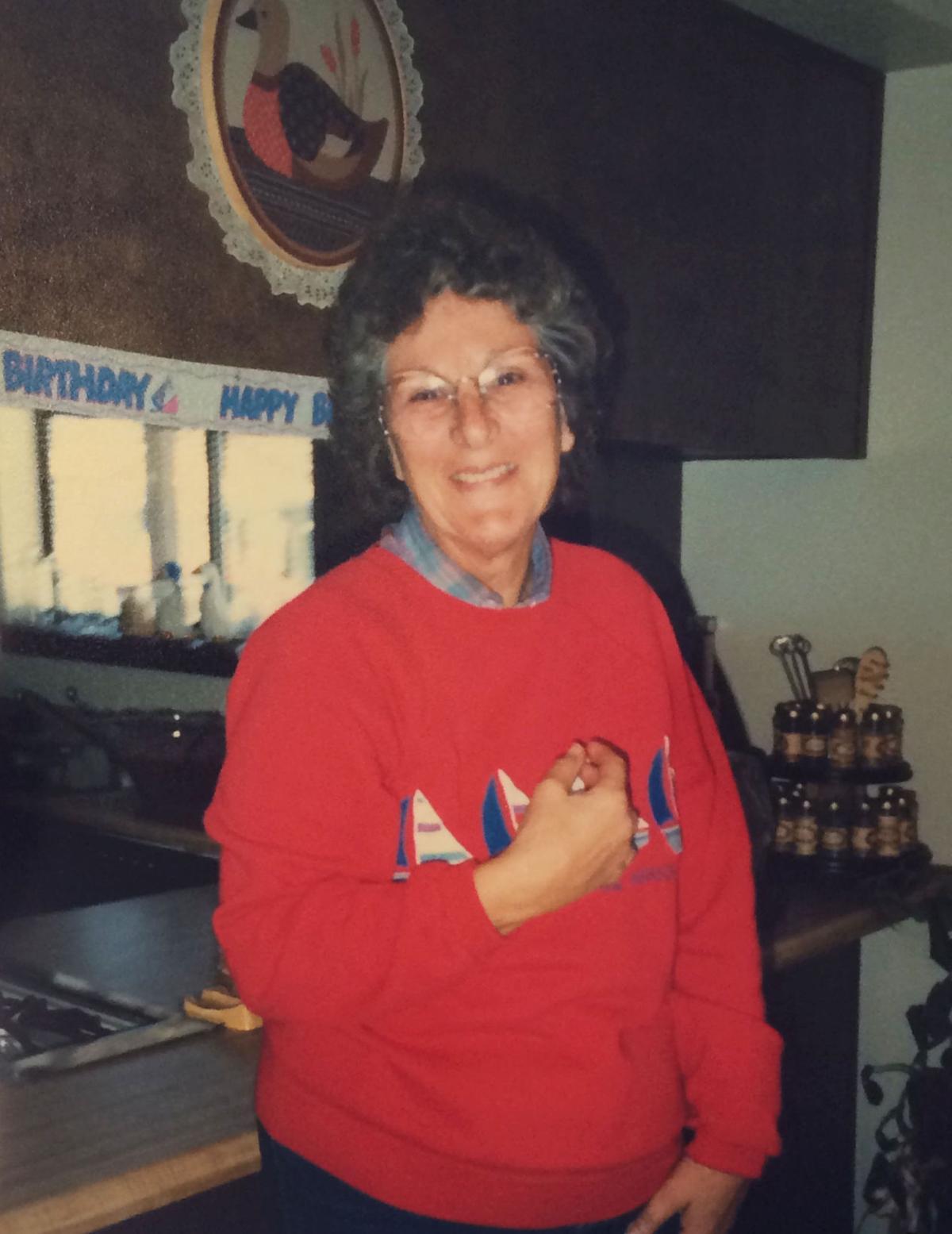 Sonja Pauline Gilich Harkey
